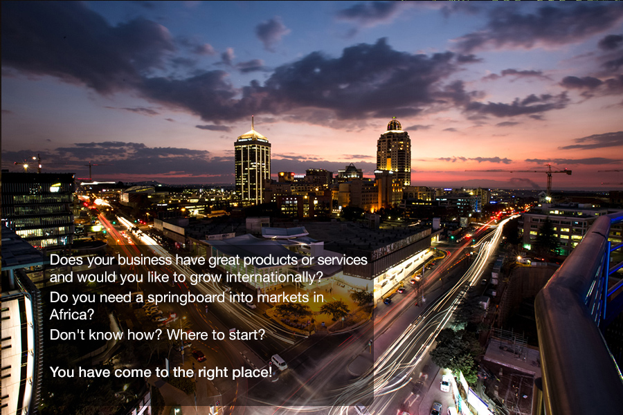 OctoberFirst Consulting. Johannesburg South Africa. Photo © Luca Barausse - Dreamstime.com