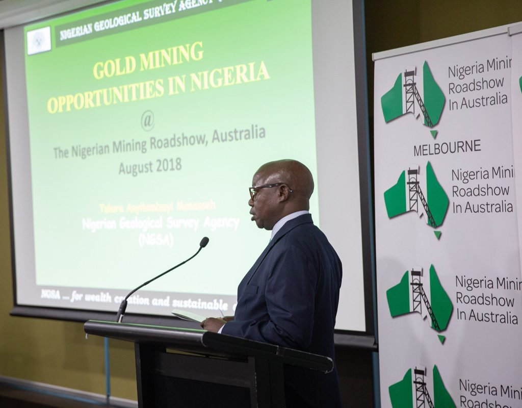 Mr. Anyitomizayi M. Tukura: Deputy Director, Nigeria Geological Survey Agency (NGSA)
