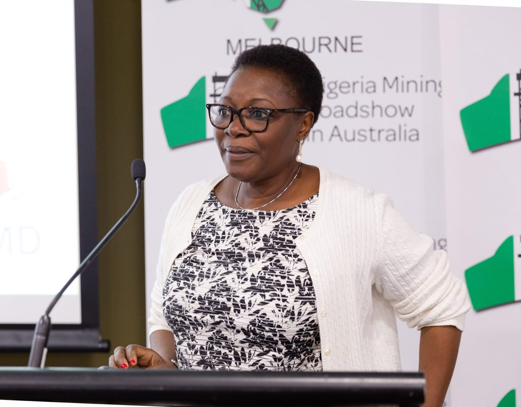 Ms. Rose Ndong: Director, Investment Promotion And Mineral Trade, Ministry Of Mines And Steel Development (MMSD),