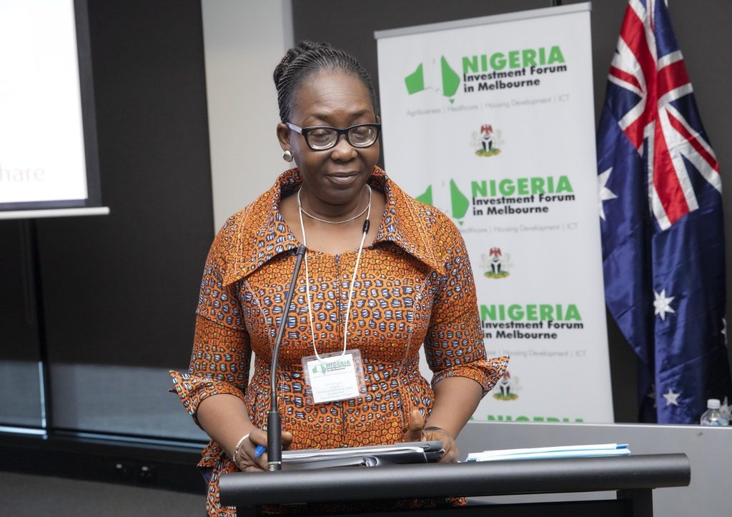 Mrs Emontonghan Osaisai: Director Of Investment & Sector Development Federal Ministry Of Power.