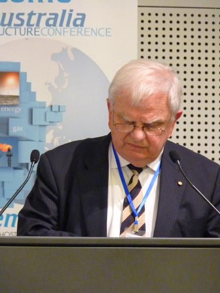 Richard Kell Former Chairman- Cardno